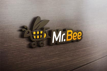 #97 for Design a Logo for Mr Bee by Moon1990