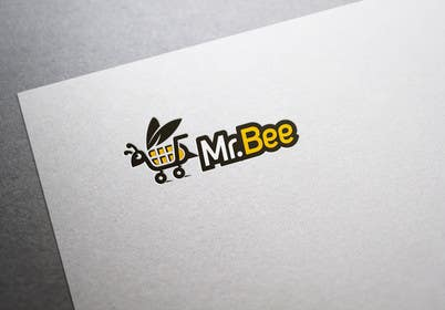 #99 for Design a Logo for Mr Bee by Moon1990
