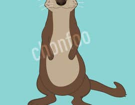 #9 for Draw a sea otter by chonfoo