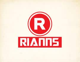 #72 for Logo for Rianns by Sojibhossain3002