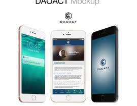 #12 for iPhone App screenshot mockup by pradipchavan