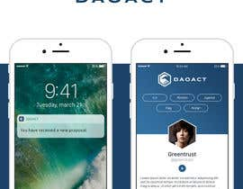 #9 for iPhone App screenshot mockup by JulioEdi