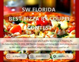 #16 for SW FL Best Pizza by Couple Flyer by acidonexAcidOnex