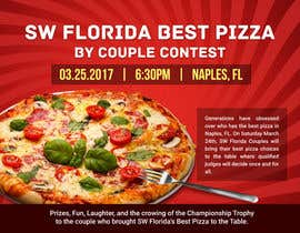 #14 for SW FL Best Pizza by Couple Flyer by mufzilkp