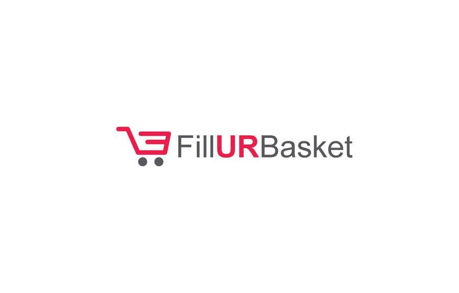 Contest Entry #22 for fillURbasket logo
