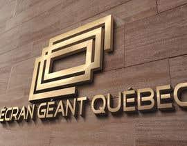 #12 for Design du Logo Écran Géant Québec by ijobair896