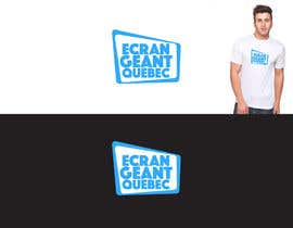 #6 for Design du Logo Écran Géant Québec by agency408