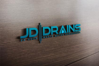 #315 for Design a Logo for JD DRAINS LTD by Moon1990