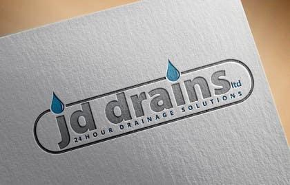 #102 for Design a Logo for JD DRAINS LTD by hooresafa