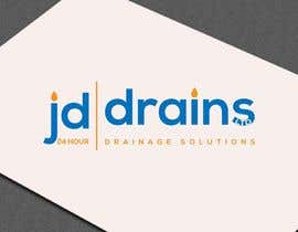 #88 for Design a Logo for JD DRAINS LTD by RVGdesign