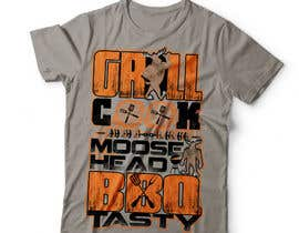 #85 for Moosehead Shirt by DAISYMURGA