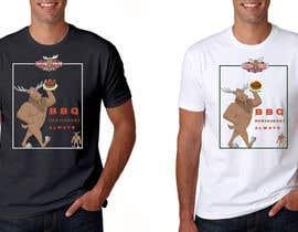 #52 for Moosehead Shirt by spashik2