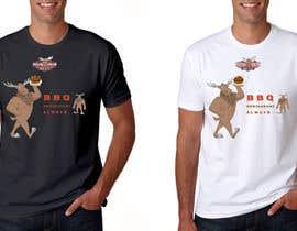 #51 for Moosehead Shirt by asashik065185