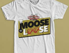 #88 for Moosehead Shirt by indrasan99