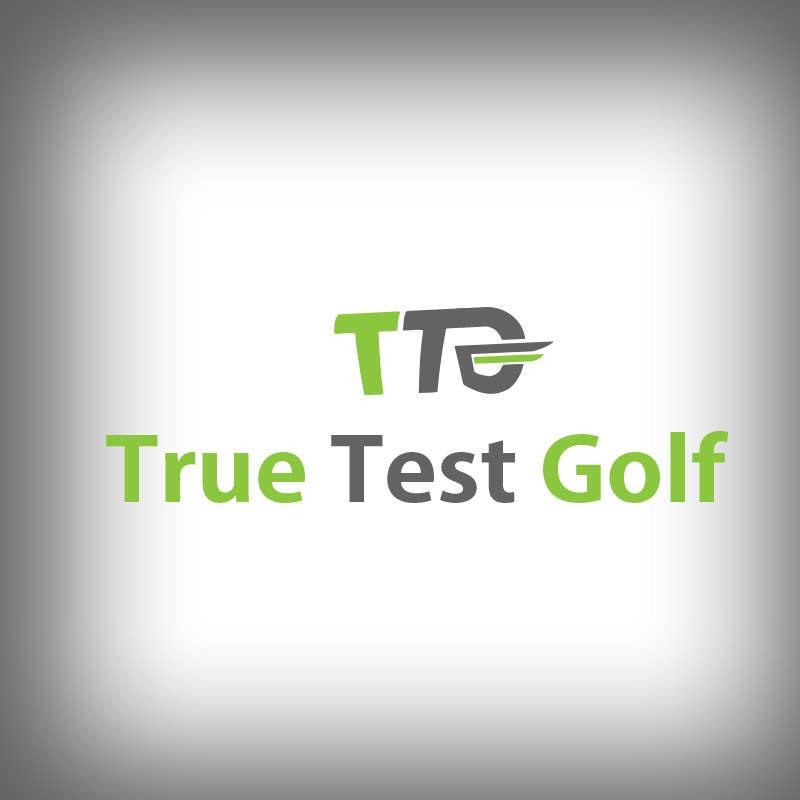 Penyertaan Peraduan #                                        82                                      untuk                                         TrueTestGolf Logo