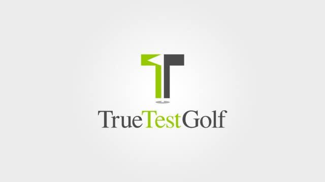 Penyertaan Peraduan #                                        69                                      untuk                                         TrueTestGolf Logo