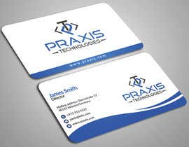 #145 for Design some Business Cards by Hridoy142