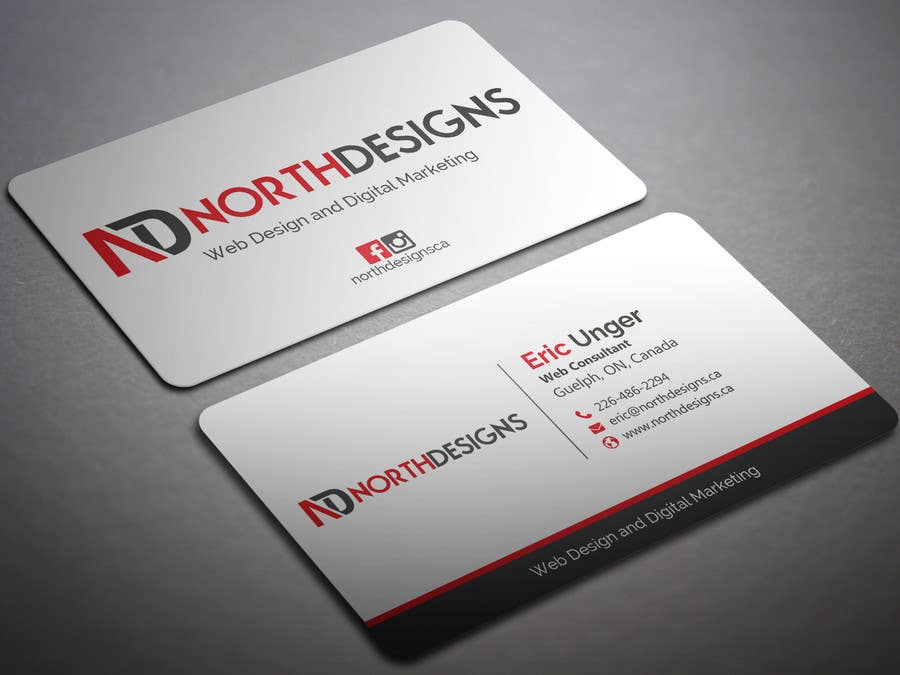 Entry 57 by bikashbapon for redesign business card freelancer contest entry 57 for redesign business card reheart Images