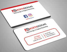 #101 for Redesign Business Card by tmshovon
