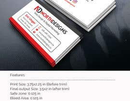 #84 for Redesign Business Card by vectorhive