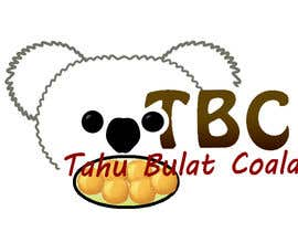 "#26 for logo design for street food : "" TBC ( Tahu Bulat Coala ) "" by geniusartblog"
