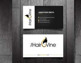 #16 for The Hair Vine needs Business Cards by ibrahim4160