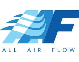 #86 for Design a Logo (All Air Flow) by georgemygts