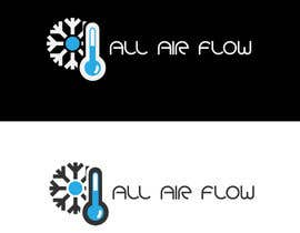 #87 for Design a Logo (All Air Flow) by leonardonayarago