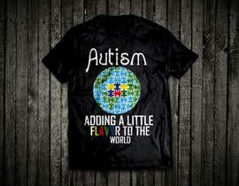 #48 for Autism World T Shirt by nobelahamed19