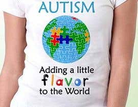 #58 for Autism World T Shirt by satishandsurabhi