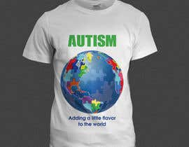 #1 for Autism World T Shirt by midoelprince74