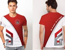 nº 27 pour Design a t-shirt & polo shirt par vw6726654vw