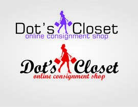 #120 for Dots Closet needs a Logo! by akdesign49