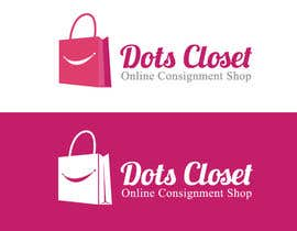 #123 for Dots Closet needs a Logo! by Yohanna2016