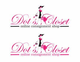 #140 for Dots Closet needs a Logo! by soniadhiman52
