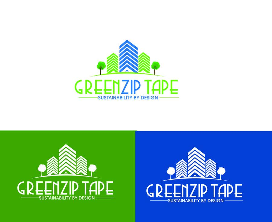 Contest Entry #519 for GREENZIP LOGO