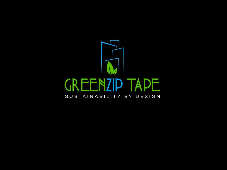Contest Entry #407 for GREENZIP LOGO