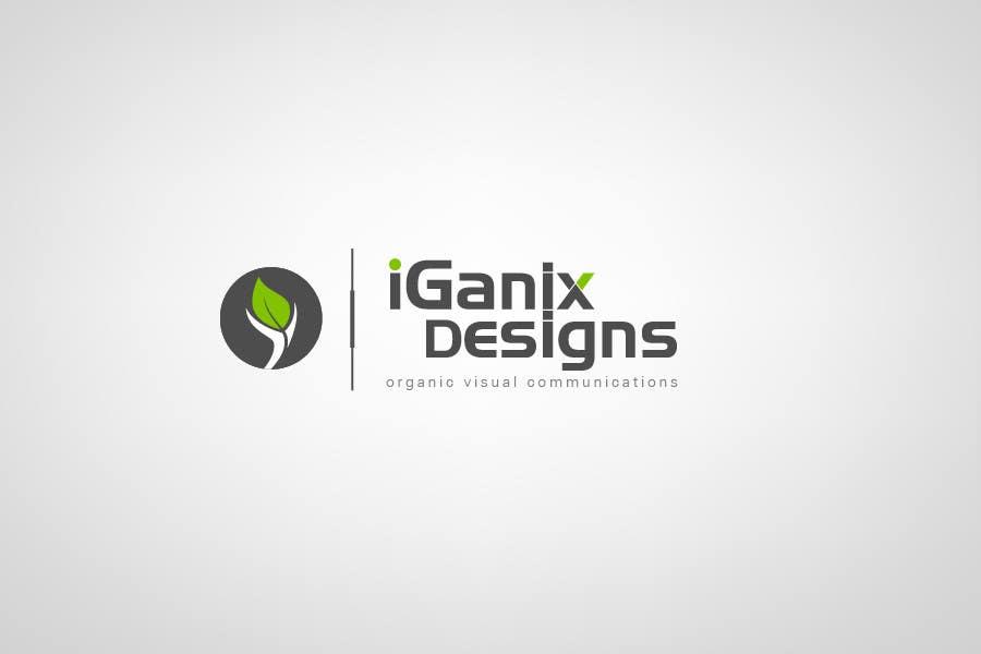 #222 for Logo Design for eGanic Designs by greatdesign83