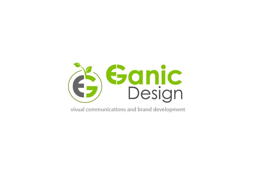 #134 for Logo Design for eGanic Designs by greatdesign83