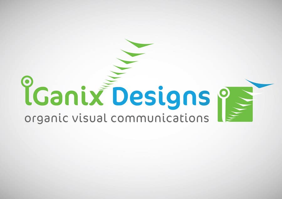 Penyertaan Peraduan #220 untuk Logo Design for eGanic Designs