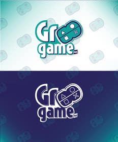 Image of                             Gr8game design logo for games so...
