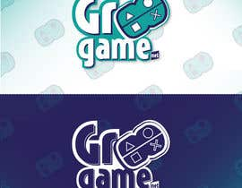 #82 for Gr8game design logo for games social portal by eliartdesigns