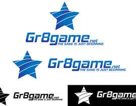 #3 for Gr8game design logo for games social portal by JohnDee5