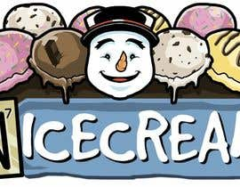 #61 for Design a Logo for an Ice Cream Store by zappata1arts