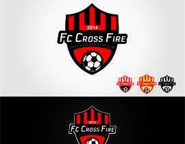 #26 cho Design a Soccer (Football) Team Logo bởi evergrafix