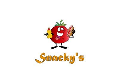 #19 for Design a Logo for Snacky's by jetsetter8