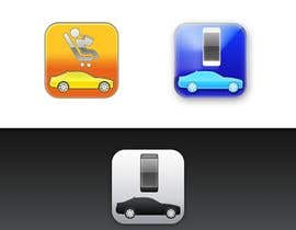 #21 for Iphone App Icon Design by fulltimeworking
