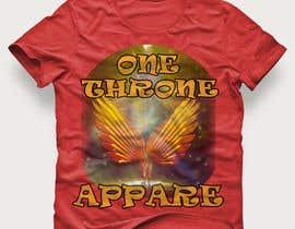 #47 for T-shirt design -  reign from heaven by anieshiaka