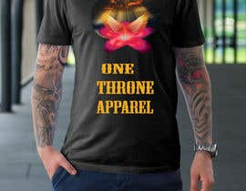 #43 for T-shirt design -  reign from heaven by juthi1357