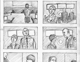 #1 for STORYBOARDS FOR TV SHOW - 4 SCENES - urgent by Acostadf